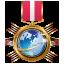 Медаль Безумство освоения